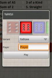 YatchDice