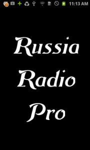 Russia Radio Pro
