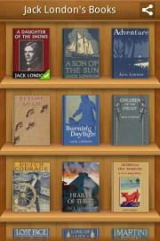 Jack London's Books