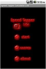 Speed Tapper Calculator Lite