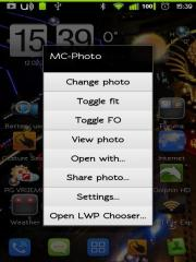 MC-Photo Live Wallpaper