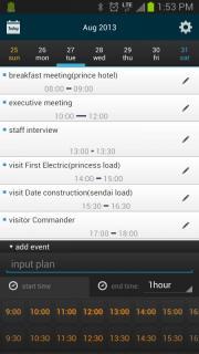 Fast Scheduler