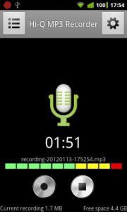Hi-Q MP3 Recorder