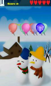 Christmas Balloon Bash