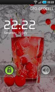 Cherry Juice Live Wallpaper