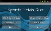 Sports Trivia Quiz