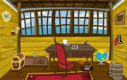 Escape Pirate Cabin