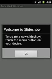 Enhanced Slideshow
