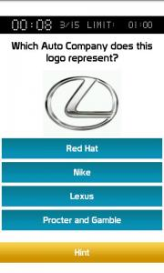 Speed Logo Quiz