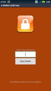 a Wallet (AdFree)