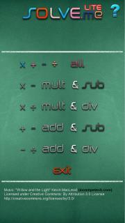 Solve.meLite