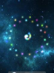 Galaxy Stars Live Wallpaper