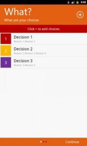 Decision Assistant