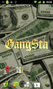Gangsta Live Wallpaper
