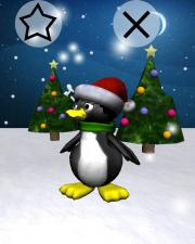 Talking Christmas Penguin