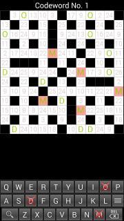 Codewords II