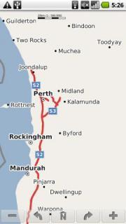 TravelBook Perth
