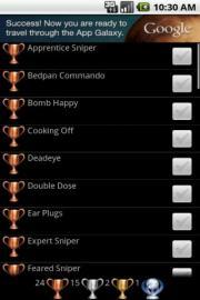 Trophies 4 Sniper Elite V2
