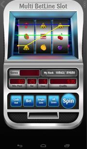 Slot Machine Multi Betline