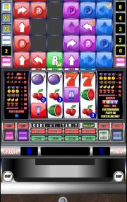 Trax Fruit Slot Machine