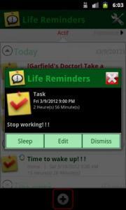 Life Reminders