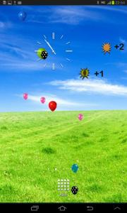 Burst the Balloons