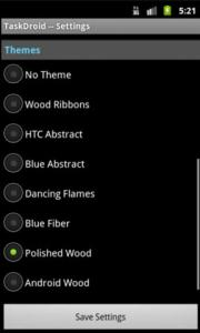 TaskDroid To Do List