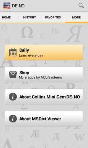 Collins Mini Gem DE-NO