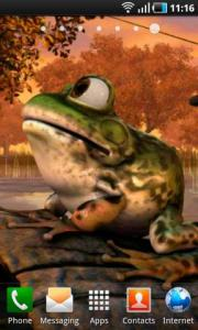 3D Animated Toad