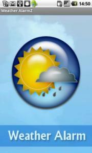 Weather AlarmZ
