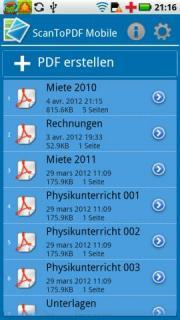 ScanToPDF Mobile