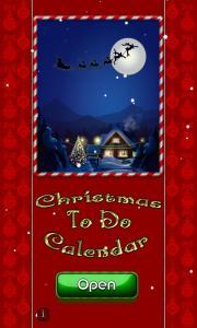 Advent Christmas todo lits