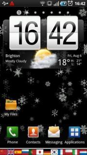 Snowflakes Free