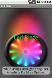 Led Blaze