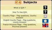 Q2A Flags