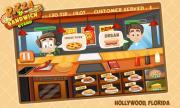 Pizza & Sandwich Stand