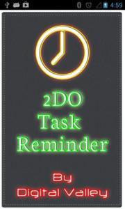 ToDo Task Reminder