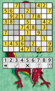 Dragon Sudoku Free