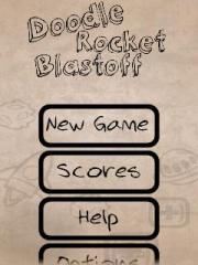 Doodle Rocket Blastoff