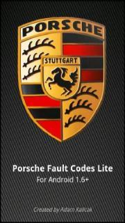 Porsche Fault Codes Lite