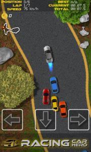 Racing Car Hero