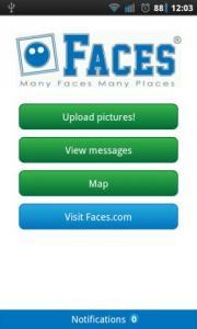 Faces Upload