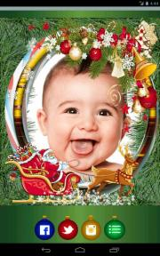 Christmas Photo Frames and Effects