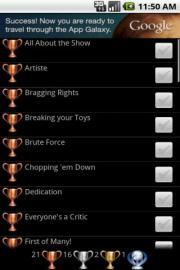 Trophies 4 UFC 3