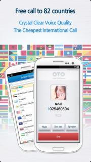 OTO Global International Call