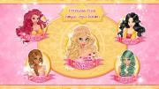 Princess Pink Royal Spa Salon