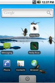Pesky Roach