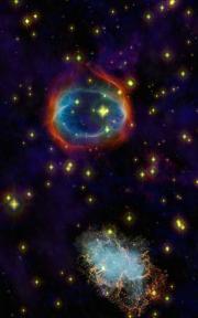 Interstellar Flight Live wallpaper