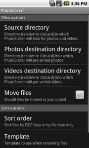 PhotoSorter