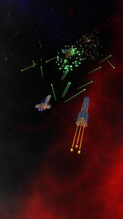 Alpha Space Fighter
